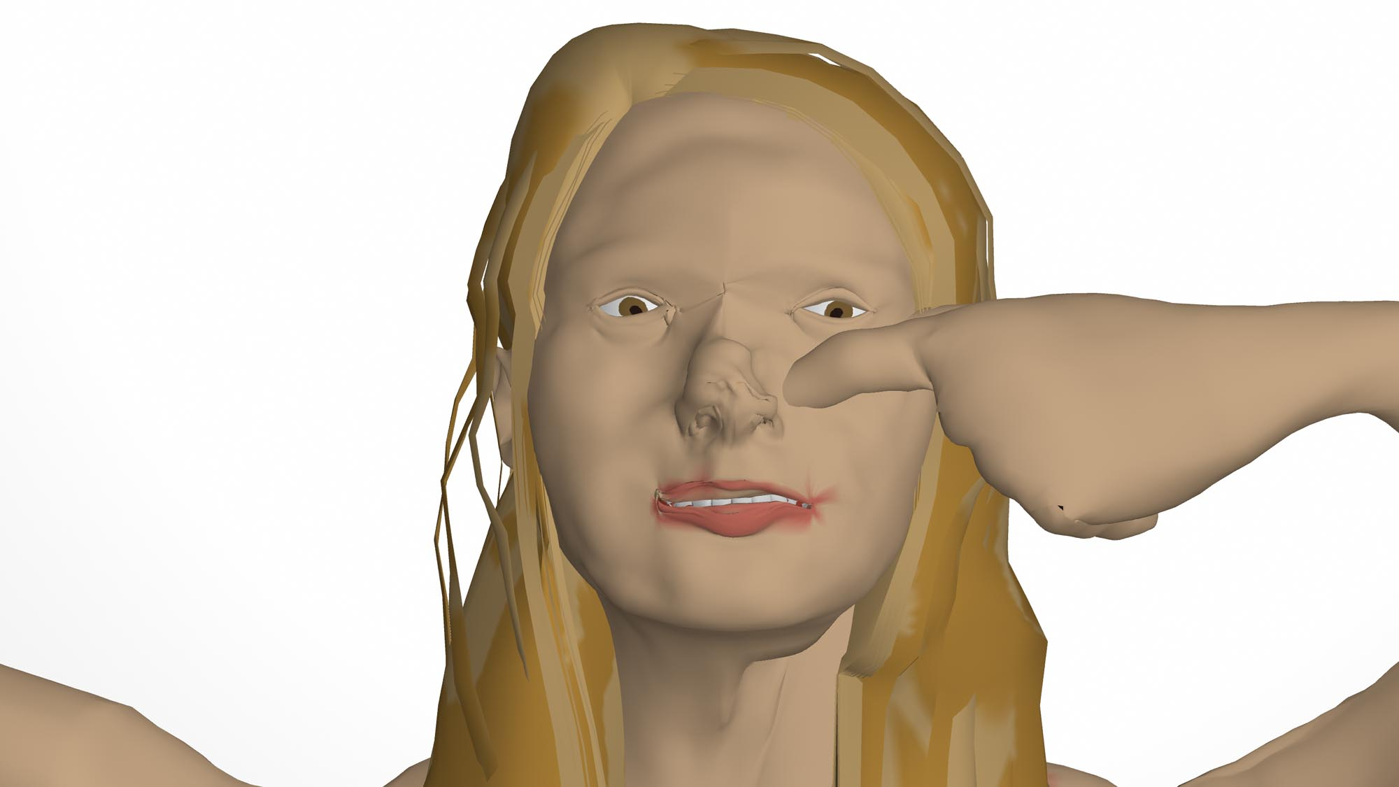 Jill 2016, looping CG animation, 7 minutes